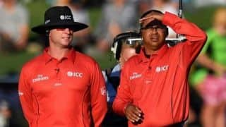 India, New Zealand players told to toughen up over sun glare