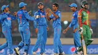 Cricket gets lukewarm response in Incheon Asian Games, 2014