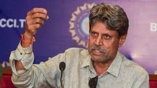CAC's views should be taken into consideration to choose India's support staff: Kapil Dev