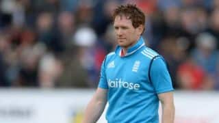 India vs England 2014: Eoin Morgan backs Alastair Cook as ODI captain