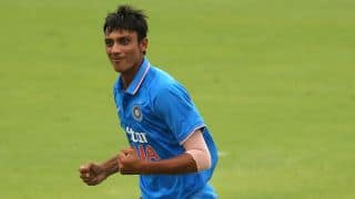 Akshar Patel claims hat-trick against GL in IPL 2016