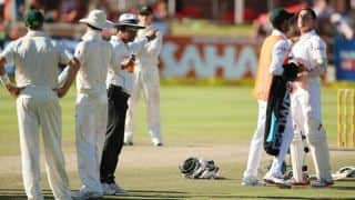 Dale Steyn not willing to forgive Michael Clarke for sledging in Cape Town Test