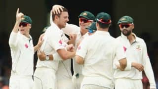 Pakistan go to tea at 16-2 after Australia declare at 538-8 on Day 2, 3rd Test