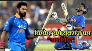 ICC World Cup 2011 hero Yuvraj Singh announces retirement from International cricket