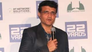 Sourav Ganguly explains why it will be difficult for BCCI to get Pakistan in world cup