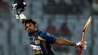 India vs Sri Lanka 2014, 5th ODI at Ranchi: Lahiru Thirimanne reaches half-century