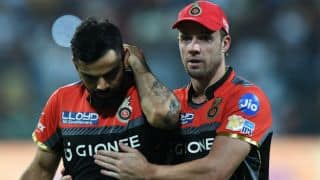 IPL 2017: Royal Challengers Bangalore's 49 and other lowest totals in history of T20 cricket