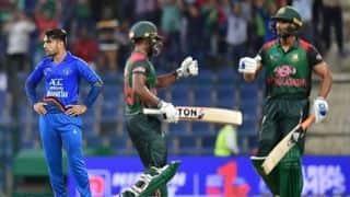 Mahmudullah, Imrul Kayes take Bangladesh to 249/7