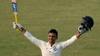 Ranji Trophy 2016-17: Ishan Kishan smashes unbeaten 162 as Jharkhand score 359/6 vs Delhi on Day 1