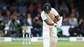 India vs England, 2nd Test, Day 2 In Pictures: James Anderson takes 5/20 as India collapse for a paltry 107