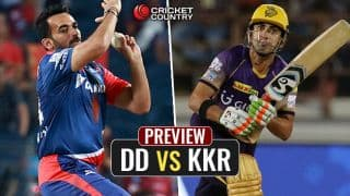 DD vs KKR, IPL 2017 Match 18, Preview and likely XI: Daredevils dare the knights to reclaim top spot