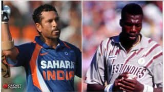 Cricketers who do not look alike