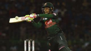 Mushfiqur Rahim powers Bangladesh to historic win over Sri Lanka in 3rd T20I, Nidahas Trophy 2018