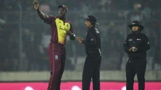 West Indies-Bangladesh No ball controversy:  Umpire Tanvir Ahmes admits he made a mistake