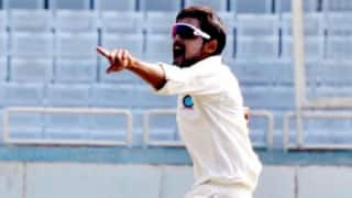 Ranji Trophy 2016-17: Match evenly poised as Rajasthan need 213 on final day