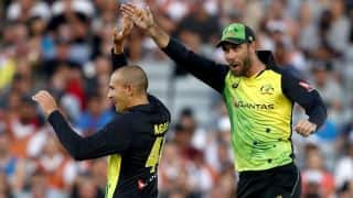 Australia defeat New Zealand to win T20I Tri-Series 2018; Clinch top rank in ICC ratings