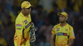 Chennai Super Kings lock horns with Royal Challengers Bangalore in IPL 2015 Qualifier 2 at Ranchi