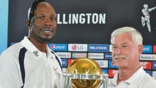 Frustrated Curtly Ambrose quips bowling machines must replace fast bowlers in international cricket
