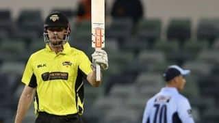 India vs Australia, 1st ODI: Ashton Turner called up as Mitchell Marsh cover in ODI squad