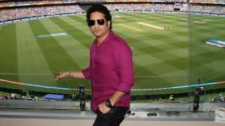 Sachin Tendulkar's motivational words helped me: Footballer Sandesh Jhingan