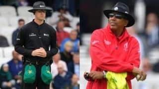 Michael Gough and Joel Wilson named in ICC Elite Panel of Umpires