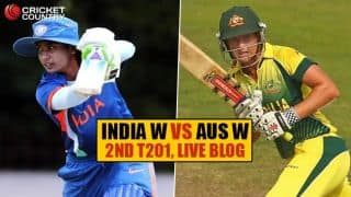 IND W 69/0 in overs 9.1 | Live Cricket Score, India Women vs Australia Women 2015-16, 2nd T20I at Melbourne: India Women win by 10 wickets