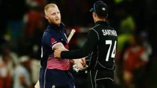 Stokes, Morgan's fifties guide England to series-levelling win over New Zealand in 2nd ODI