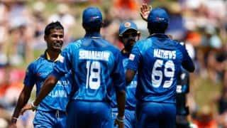 Sri lanka beat spirited Scotland by 148 runs in ICC Cricket World Cup 2015