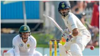 सेंचुरियन टेस्ट-टीम इंडिया की पहली पारी 307 रनों पर सिमटी, द.अफ्रीका को 28 रनों की बढ़त