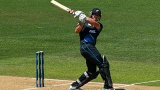 India vs New Zealand 4th ODI Live Cricket Score: Openers start off aggressively; score 33/0 in 5 overs