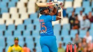 केपटाउन टी20: टीम इंडिया ने सीरीज जीतने के लिए दक्षिण अफ्रीका के सामने 173 रनों का लक्ष्य रखा