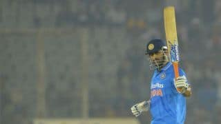 MS Dhoni unavailable for Indian team's tour of West Indies: sources