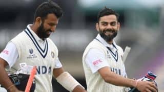 India vs New Zealand: भारतीय ओपनर्स सस्ते में आउट, मजबूत स्थिति में न्यूजीलैंड, रिजर्व डे में होगा फैसला