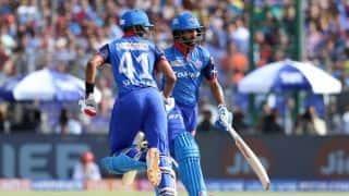 DC vs RCB LIVE: Mid innings report - Shreyas Iyer, Shikhar Dhawan fifties set base for Delhi Capitals' 187/5 vs Royal Challengers Bangalore