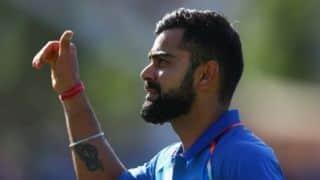कोहली ने खेलमंत्री राठौड़ की फिटनेस चुनौती स्वीकार की