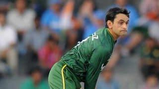 मैच छोड़कर पाकिस्तानी ऑलराउंडर मो. हफीज को जाना पड़ा बाथरूम