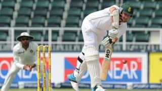 Live Blog: South Africa end day on 82/0