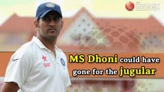 India vs England 1st Test at Trent Bridge: Did MS Dhoni miss a trick by not declaring?