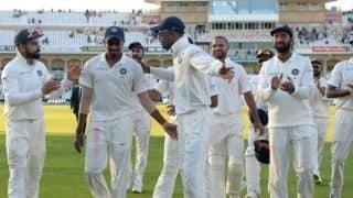 भारत की मुट्ठी में नॉटिंघम टेस्ट, 10वां विकेट चटकाने के लिए होगा 5वें दिन का खेल