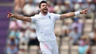 James Anderson becomes 1st England bowler to take 100 wickets against 2 teams across formats