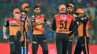 IPL 2019: Improving Mumbai Indians run into rampaging Sunrisers Hyderabad