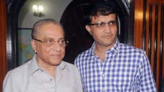 Jagmohan Dalmiya, Sourav Ganguly relationship comes a full circle
