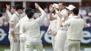 NZ announce squad for ZIM and SA; Jeet Raval makes the cut
