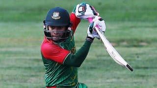 Bangladesh vs South Africa 2015, 1st ODI at Dhaka: JP Duminy removes Mushfiqur Rahim