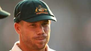 Ashes 2013-14: David Warner's comments on Jonathan Trott were 'out of order', says Steve Waugh