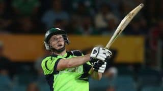 Ireland's Kevin O'Brien to feature in Afghanistan Premier League