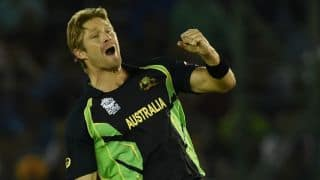 Shane Watson to lead Sydney Thunder in BBL 2016-17