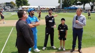 India vs New Zealand, 5th ODI: Dhoni fit as India aim to prove 4th ODI defeat was a blip