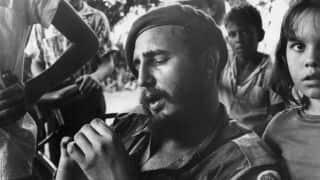 Fidel Castro, Leona Ford, and cricket in Cuba