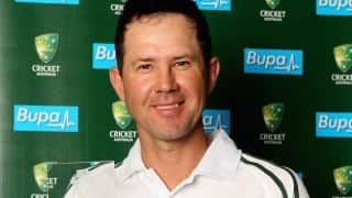 Ponting says swift action needed to curb corruption
